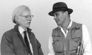 Beuys y Warhol
