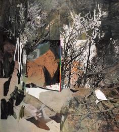 Ignacio Estudillo, Construcción de paisaje, Finalista 30 Premio BMW de Pintura