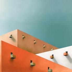 María Luisa de Mendoza, Doce habitaciones, Finalista 30 Premio BMW de Pintura