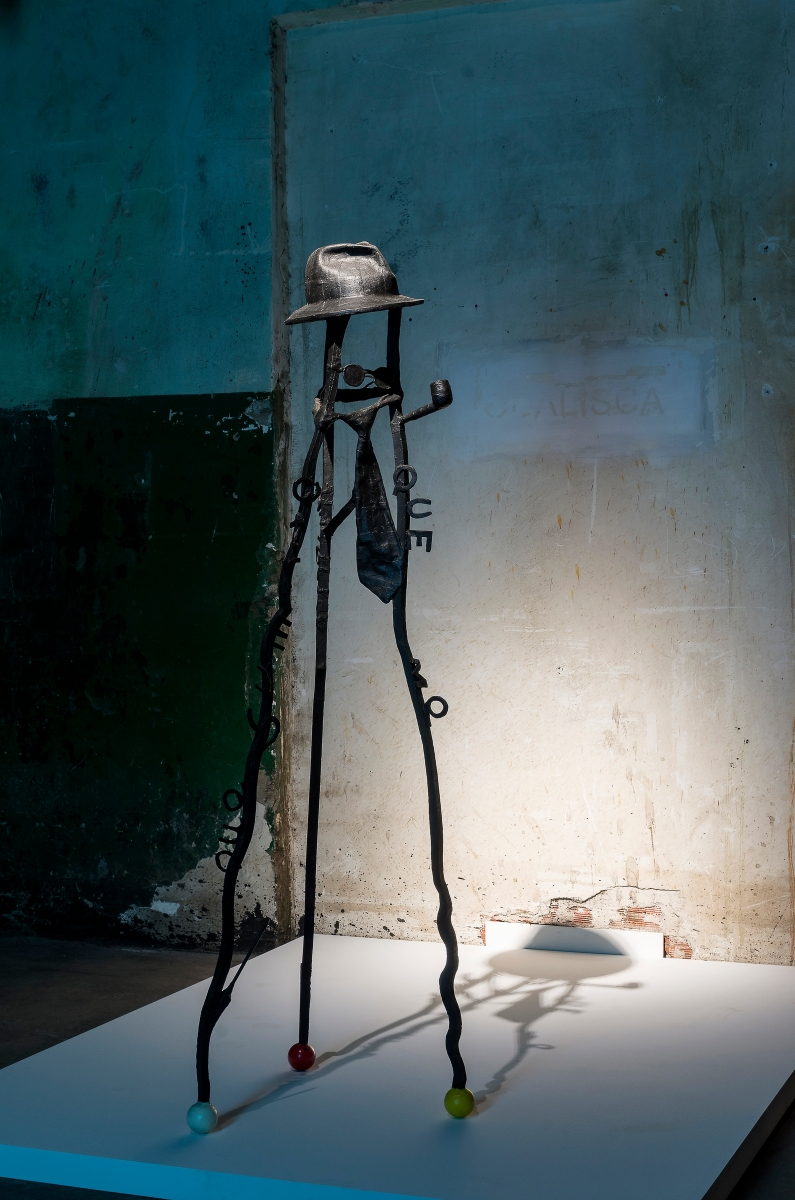 Apropiaciones artísticas de Fernando Bellver en Tabacalera